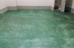 FKビル塗床塗装工事