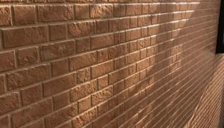 ビレッジボヌール外壁クリヤー塗装工事