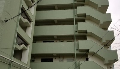 佐賀中野マンション大規模修繕工事