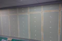 高宮駅広告看板塗装工事