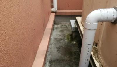 ステイタスMマンション 屋上塔屋防水工事。