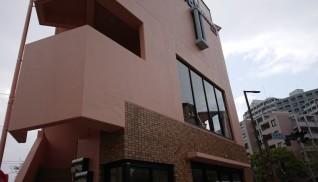 百道店舗ビル 外壁等修繕工事