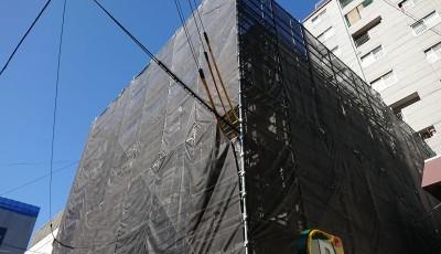 マリンコーポラス 大規模修繕工事