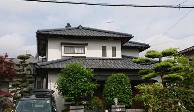 上野邸 外壁等修繕工事