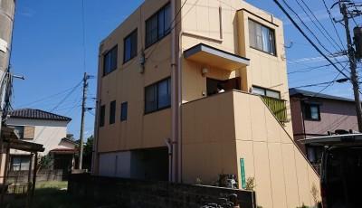 山崎邸 大規模修繕工事