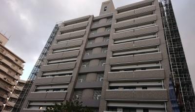アドリーム桜坂 大規模修繕工事