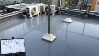 第二福一ビル 屋上防水工事
